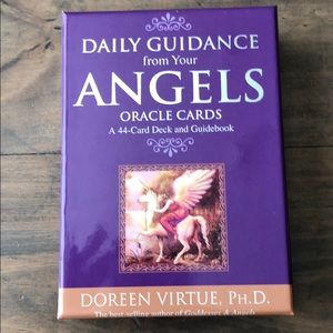 Daily Guidance From Your Angels Oracle Cards